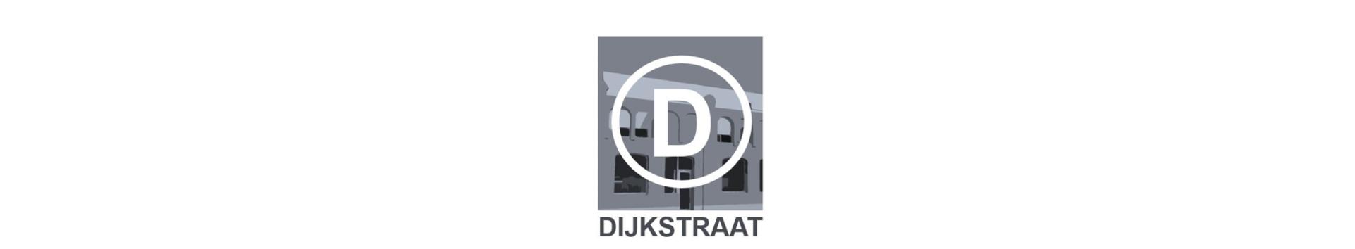 Project Dijkstraat : stellingen weg voor de gevel 'Van Aeken'