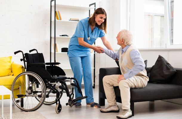 Assistentiewoningen extra voordelig voor thuisverpleegkundigen