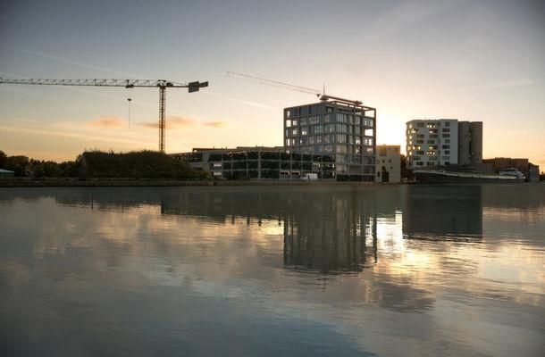 """Bouwen aan Vlaanderen over project Cosimco: """"Een schoolvoorbeeld van efficiënt en compact bouwen"""""""