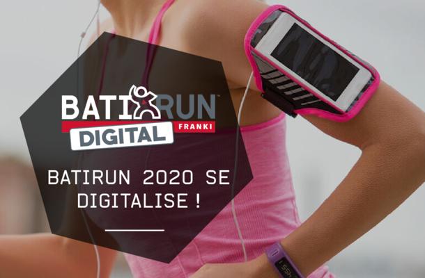 Neem deel aan de virtuele Batirun by Franki
