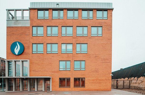 Oostendse politie neemt intrek in hypermodern kantoor