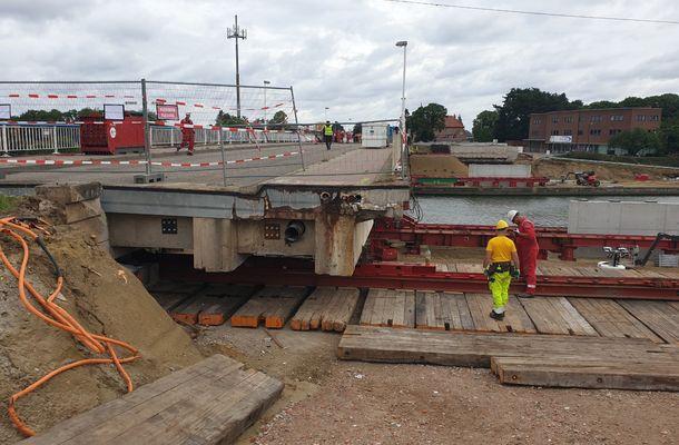 Werken aan bruggen over Albertkanaal in Lummen en Herentals zijn goed verlopen