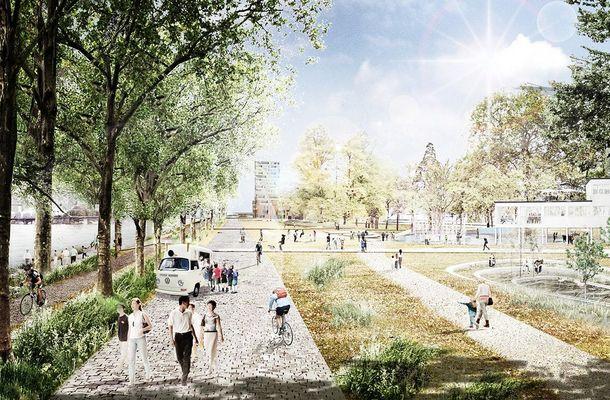 Willemen bouwt mee aan 'woonwijk van de toekomst'