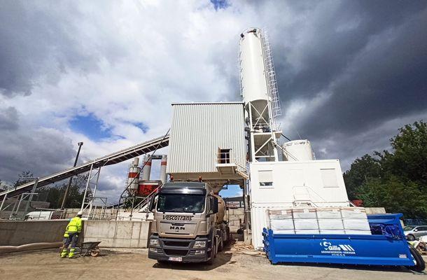 Willemen Infra produceert nu ook gecertificeerd beton in Lummen
