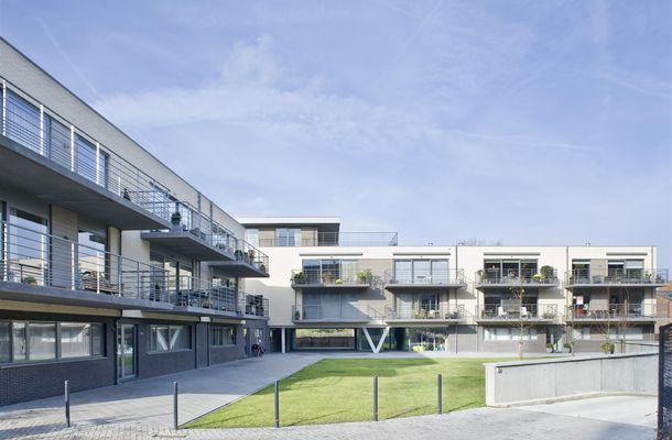 Residentie EOS in Mechelen