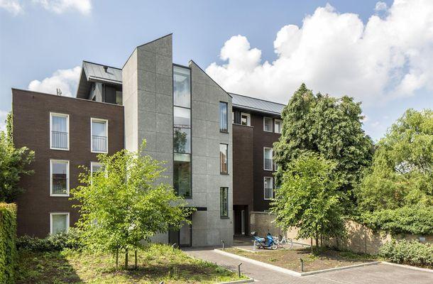 Residentie Minnewaterpark à Brugge