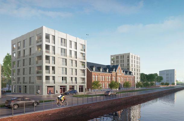 Tinel - commerciële ruimte in Mechelen