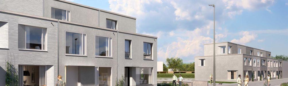 Asperre (Papenhof2) - Woningen à Mechelen