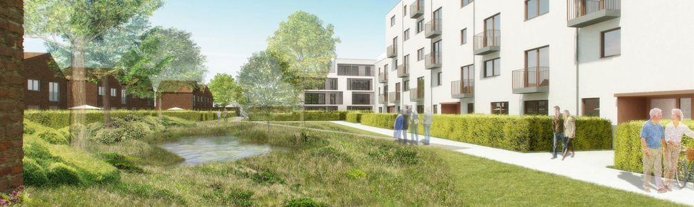 Filteint - Lana Blok II in Sint-Niklaas
